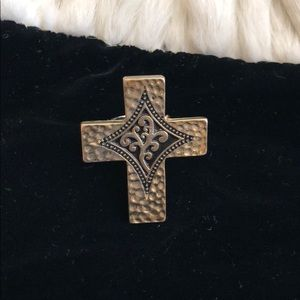 Jewelry - Cross ring